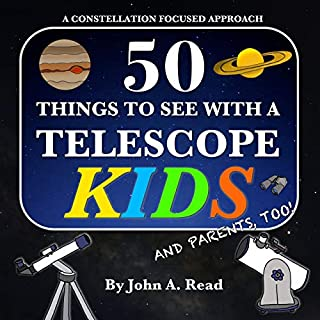 50 Things To See With A Telescope - Kids