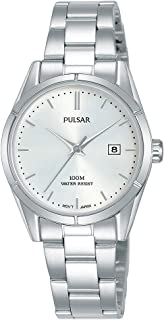 Pulsar Womens Analogue Quartz Watch with Stainless Steel Strap PH7471X1