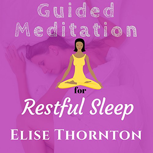 Guided Meditation for Restful Sleep  By  cover art