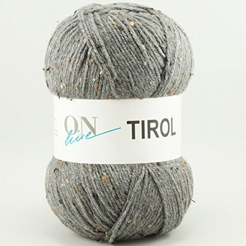 ONline Tirol - Farbe: 2443 - 200 g / ca. 425 m Wolle