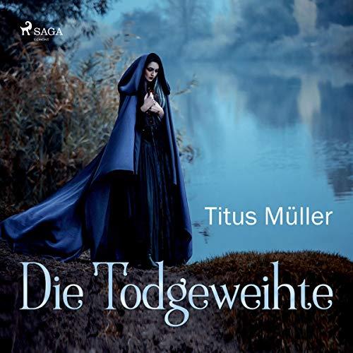 Die Todgeweihte cover art