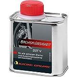 Racing Dynamic Motorrad-Bremsflüssigkeit DOT 4 Bremsflüssigkeit DOT 4 250 ml, Unisex,...