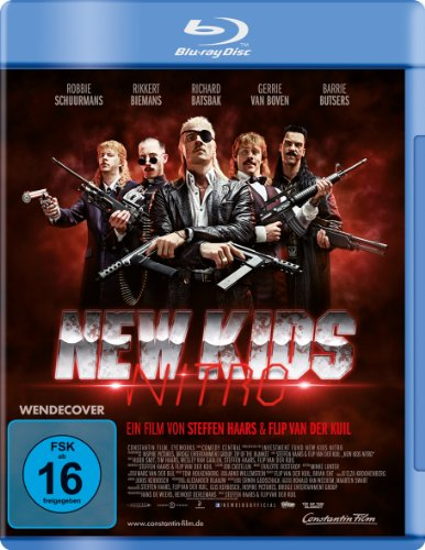 New Kids Nitro [Blu-ray]
