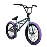 Mongoose Legion L40-Boy's Freestyle BMX Bike, 20-Inch Wheels