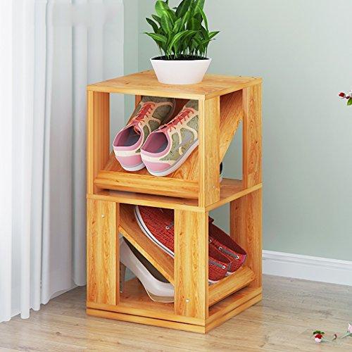 RUNWEI Creativo diseño rotativo Zapatero Económico Zapato Stand Locker...