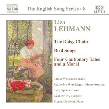 LEHMANN: Daisy Chain (The) / Bird Songs / Four Cautionary Tales (English Song, Vol. 8)