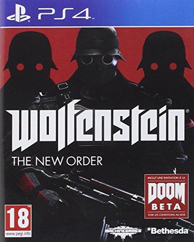 Wolfenstein: The New Order [Importación Francesa]