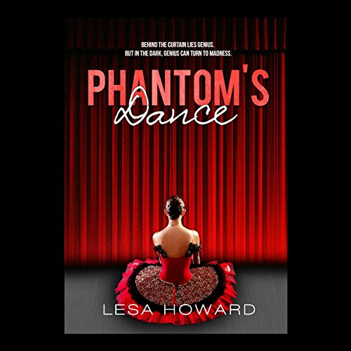Phantom's Dance audiobook cover art