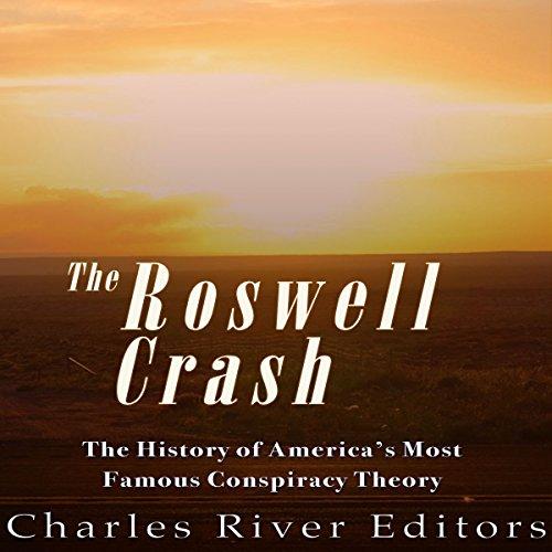Couverture de The Roswell Crash
