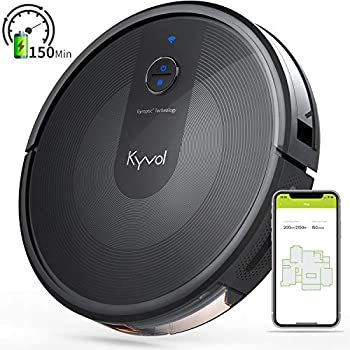 Kyvol Cybovac E30 Robot Vacuum Cleaner With 2200Pa Strong Suction