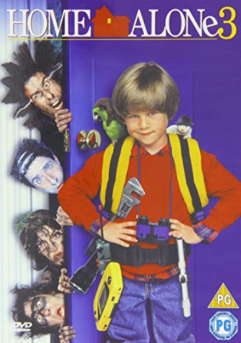 Home Alone 3 DVD [Reino Unido]