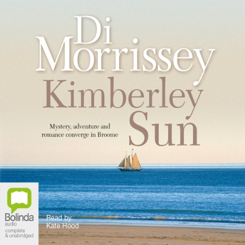 Kimberley Sun audiobook cover art