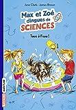 Les carnets de sciences de Max et Zoé, Tome 02 : Tous à l'eau! (French Edition)