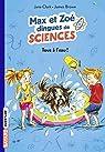 Max et Zoé dingues de sciences, tome 2 : Tous à l'eau ! par Clarke