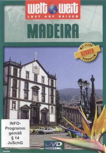 Madeira: Mit Bonusfilm Azoren
