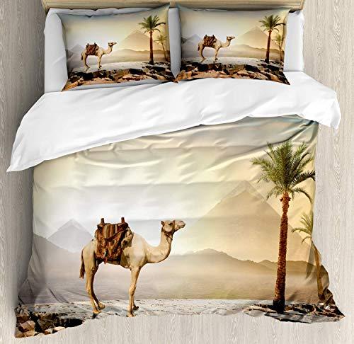 WlyFK Kamel Real Egyptian Setting Dürre Attraktion Touristische Ziele im Osten