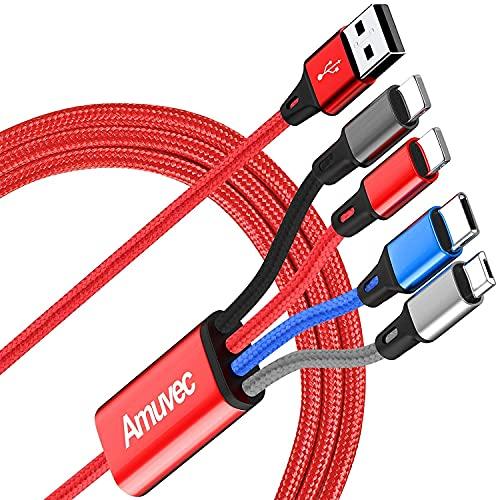 Cable de Carga 4 en 1