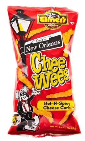 CheeWees Hot-N-Spicy 2.0 oz (6 Bags)