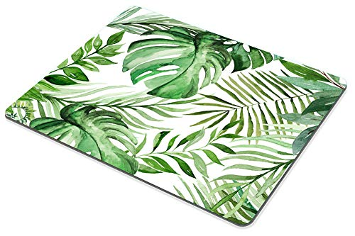 Smooffly Wild Leaf Mouse pad, Leaves Mouse pad, Office Supplies, Gift for Friend, Desk Accessories Photo #4