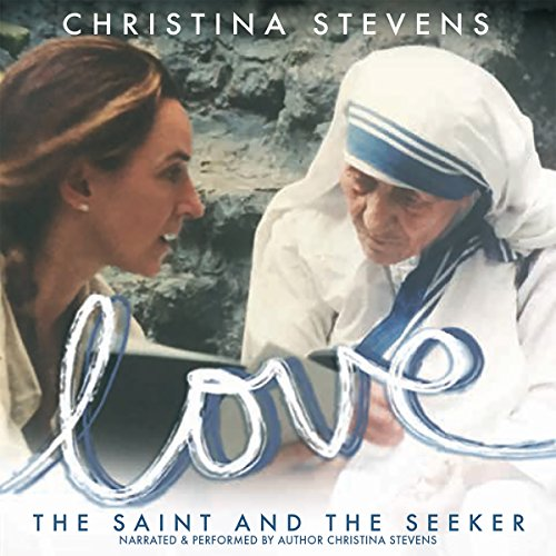 Love: The Saint and the Seeker audiobook cover art