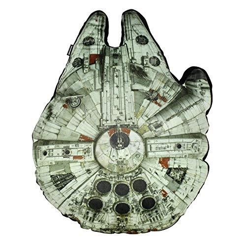 SD toys- HALCON MILENARIO COJIN Forma Star Wars, Multicolor (SDTSDT27587)