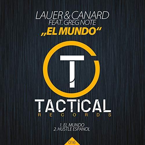 Lauer & Canard feat. Greg Note