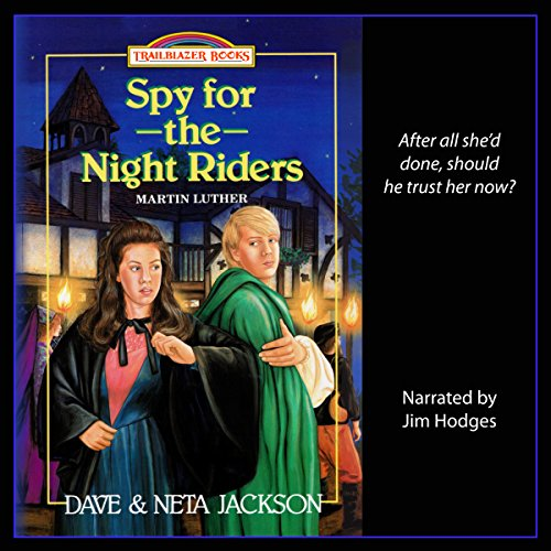 Spy for the Night Riders: Introducing Martin Luther cover art