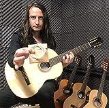 Stretton Payne Classical Nylon Acoustic Guitar Strings. Full Set Of 6 Strings For