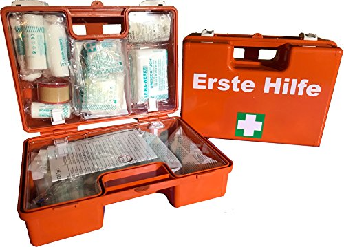 EH-Koffer Kunststoff Typ 2 nach ÖNORM Z1020 (bis 20 Arbeitnehmer)