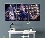 HD Anime Mädchen Wandbild Mash Kyrielight Schicksal Poster