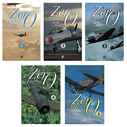 Coleção Zero Eterno - Volumes 1 a 5