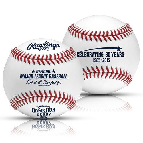 RAWLINGS romlbhr15-r 2015Home Run Derby Baseball