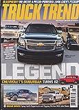 Truck Trend Magazine January/February 2018