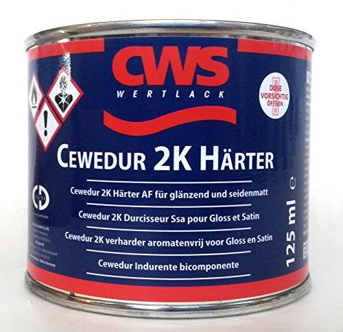 CWS Cewedur Härter, 0,125L - 2K-Härter für CWS Lacke