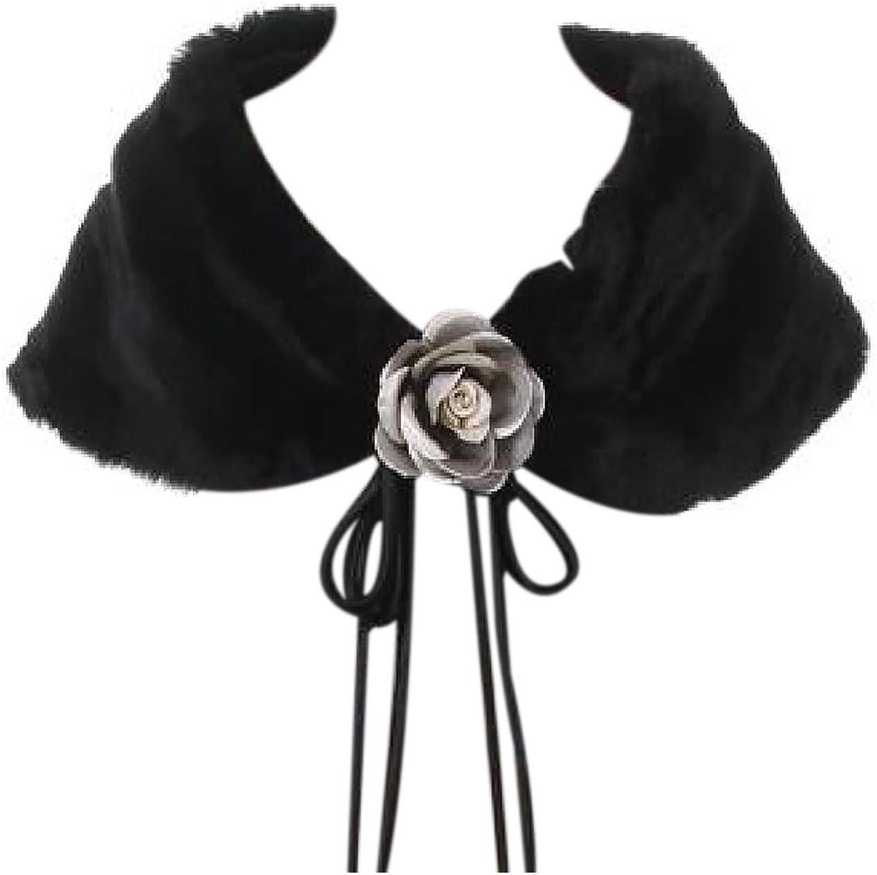 BluNight Collection Elegant Fur Shawl Bolero Special Occasion Shawl for Girls Communion Wedding USA