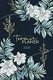 Terminplaner 2020: Wochenplaner 2020 - Ein Kalender, Taschenkalender und Terminkalender für das neue Jahr 2020 - Termine einfach organisieren und notieren