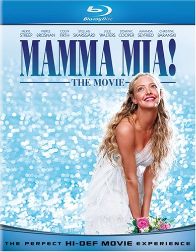 Mamma Mia! The Movie (Blu-ray + Digital Copy) by Universal Studios