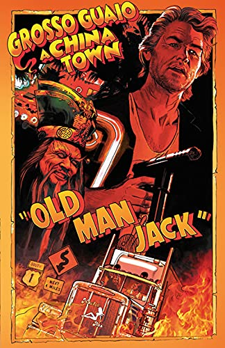 Old man Jack. Grosso guaio a China Town (Vol. 1-3)