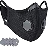 FACE GUARD Dust Breathing Mask, Anti Pollution, Activated Carbon, Dustproof Mask with a