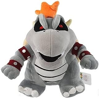 Super Mario Brothers super mario bros bowser koopa dry bone grey 10
