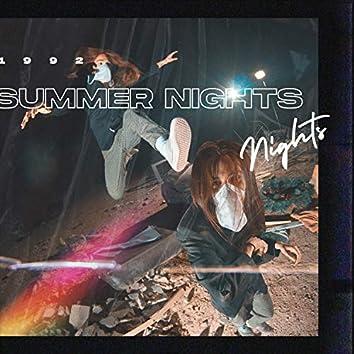 1992 // Summer Nights