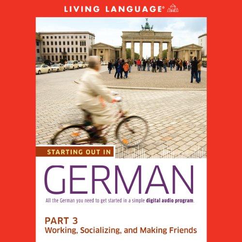 Starting Out in German, Part 3 Titelbild