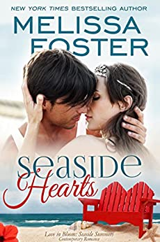 Seaside Hearts: Jenna Ward (Love in Bloom - Seaside Summers Book 2) by [Melissa Foster]