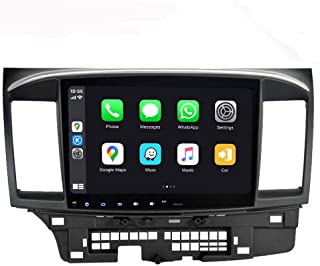 SYGAV Android 10 for 2014-2017 Mitsubishi Lancer EVO X GT ES with Carplay Rockford Fosgate AMP Radio 10.2 Touch Screen GPS...