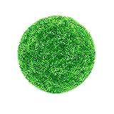 LXLTL Plantas Artificiales Artificial Calidad Bola De Madera De Boj Plástico Verde Muy Realistas y Resistentes A La Intemperie - El Follaje Denso y Colores Naturales,60cm