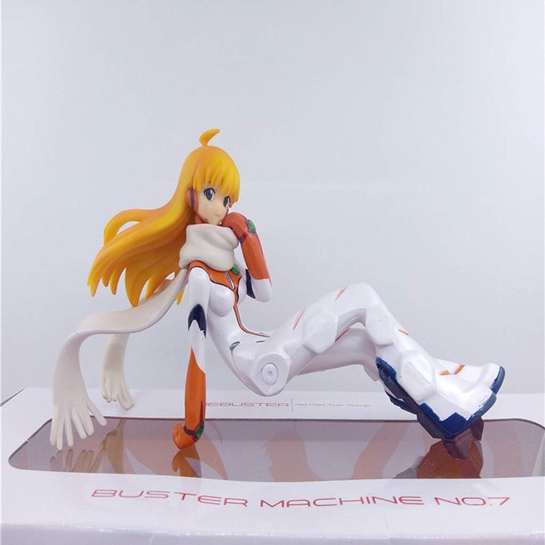 JSSFQK giocattolo Statue giocattolo modello autotoon Character Collection Decorazione   16CM Giocattolo