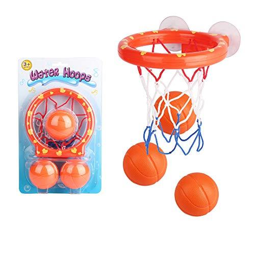 Bath Toy Fun Basketbalbasket Balls Set Bad Balls Speeltoestel Met 3 Ballen Voor Kid Boy Girl Child Cups Bad Van De Baby Toys, 2 Sets