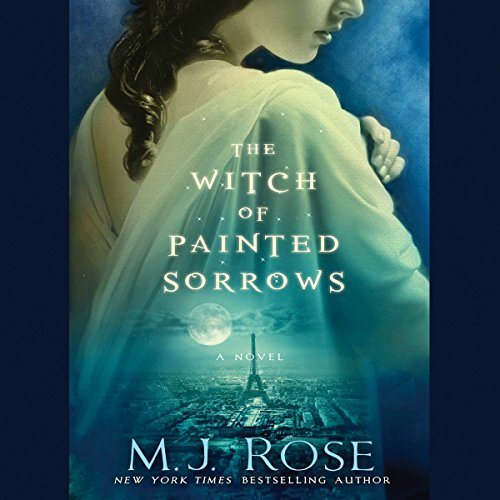 The Witch of Painted Sorrows audiobook cover art