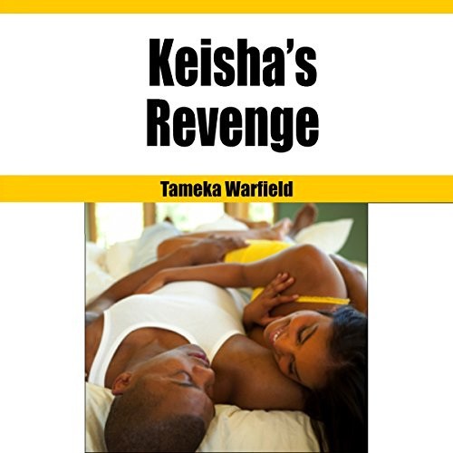 Keisha's Revenge audiobook cover art