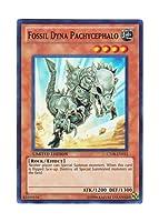 遊戯王 英語版 CT08-EN012 Fossil Dyna Pachycephalo フォッシル・ダイナ パキケファロ (スーパーレア) Limited Edition